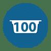 100 Cápsulas