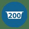 200 Cápsulas