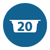 20 Cápsulas