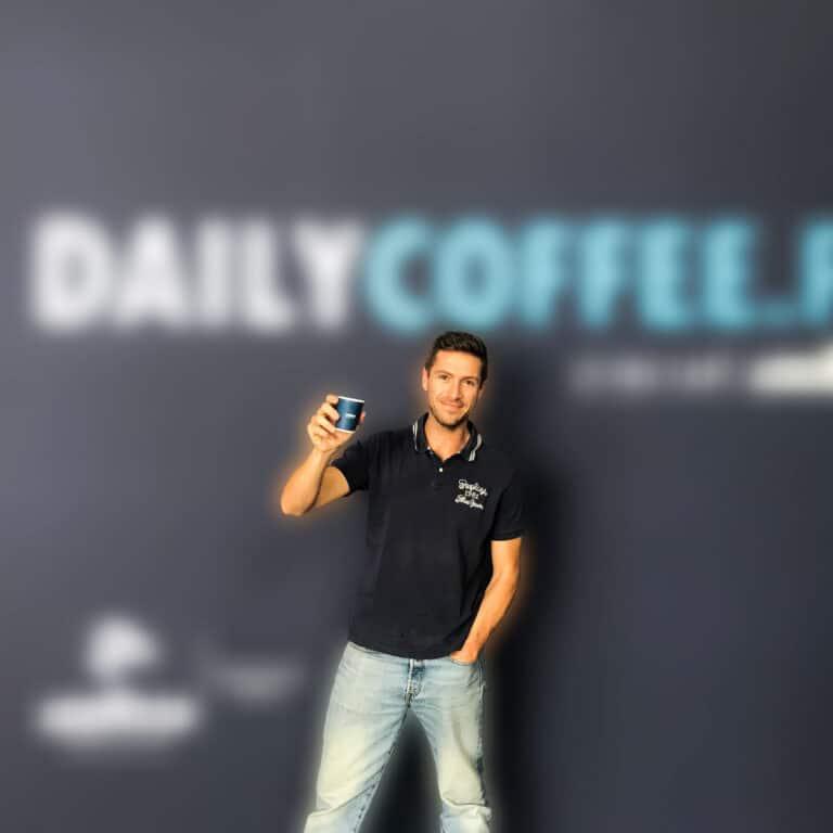 Daily Coffee vendeu no primeiro semestre o equivalente a um ano inteiro