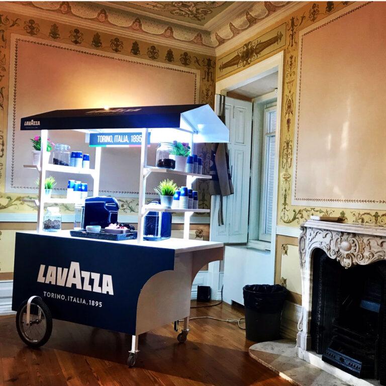 Lavazza é o Café Oficial do Business Angels Summit